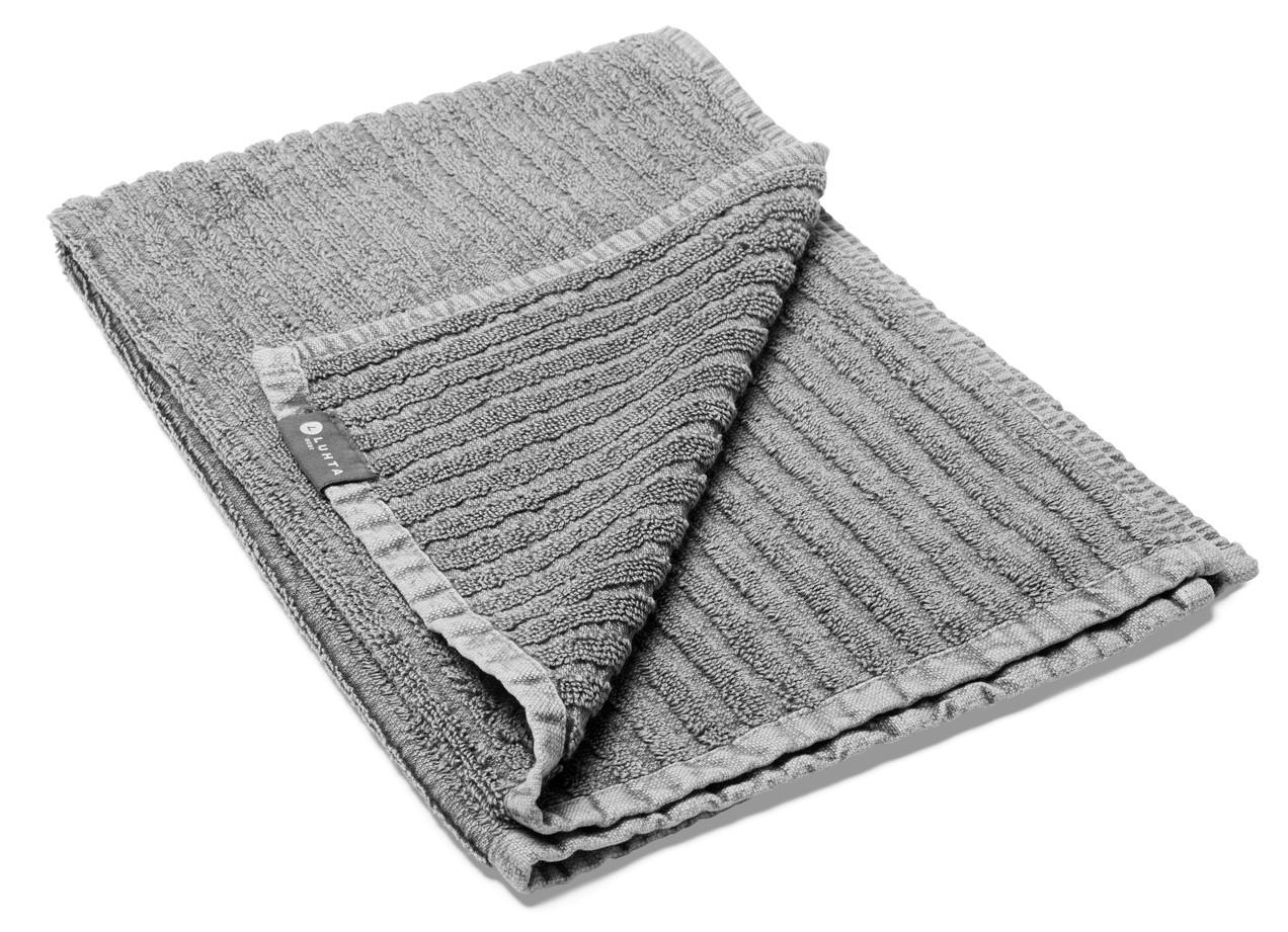 AALTO-pyyhe 50X70 (Harmaa) - Muut sisustustuotteet  427b8976d3
