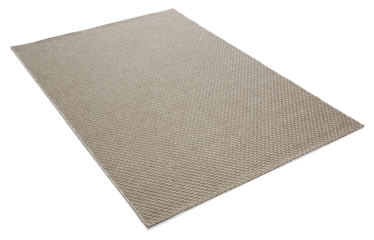 MIRA matto 140 x 200 cm (Harmaa)  Parvekematot  Asko