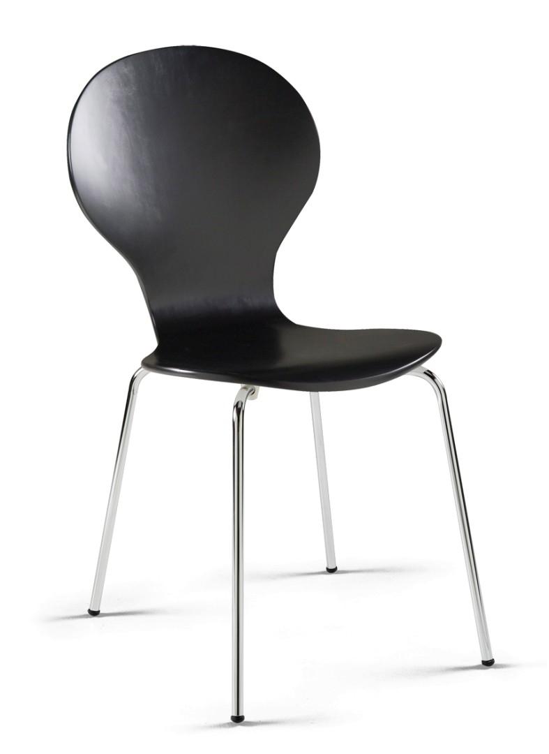 NOVO tuoli (Musta)  Tuolit  Asko